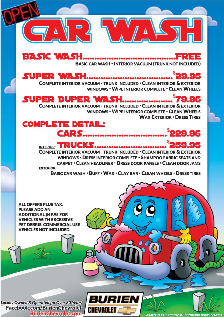 car-wash-menu