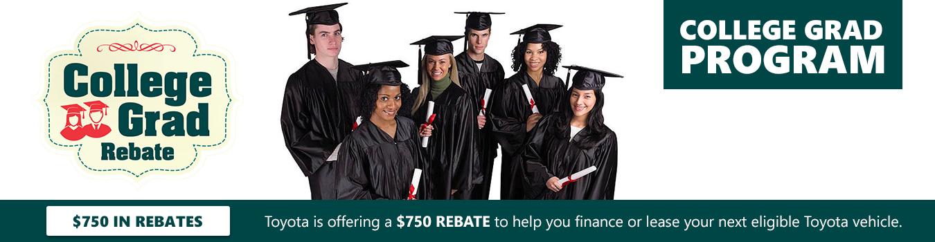College Rebate