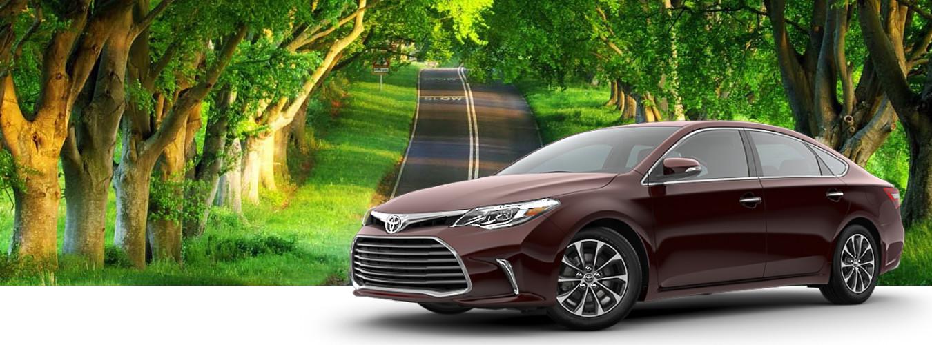 2016 Toyota Avalon Special Pricing Cedar Rapids Iowa