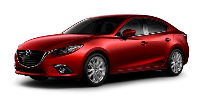 New Mazda Mazda3 Edmonton, Alberta