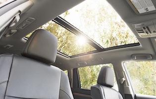 2016 Toyota Highlander interior space