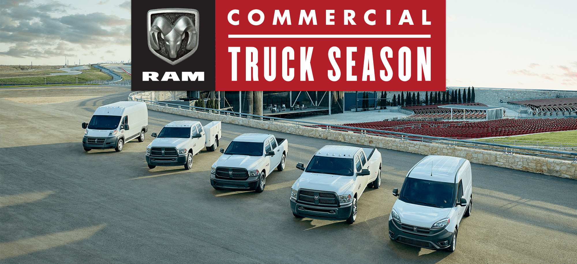Commercial Truck Season at Millsboro CDJR