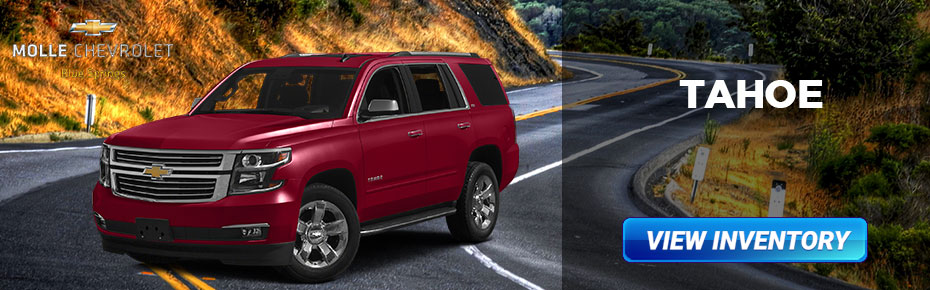 Click to see Chevrolet Tahoe inventory