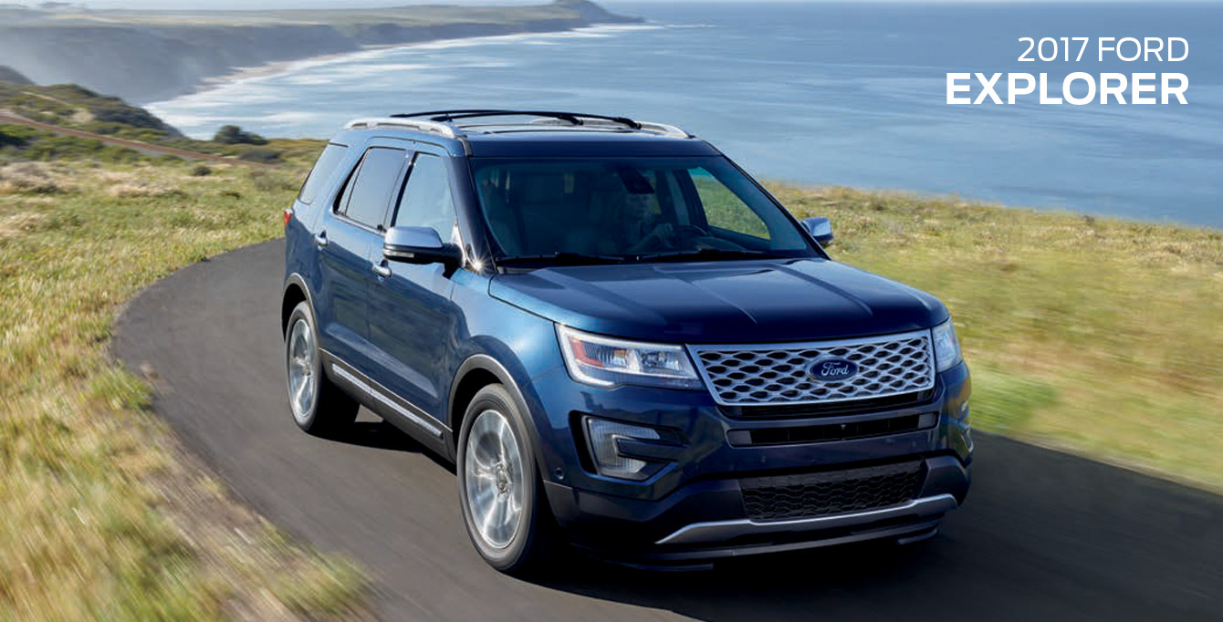 2017 Ford Explorer in Portsmouth