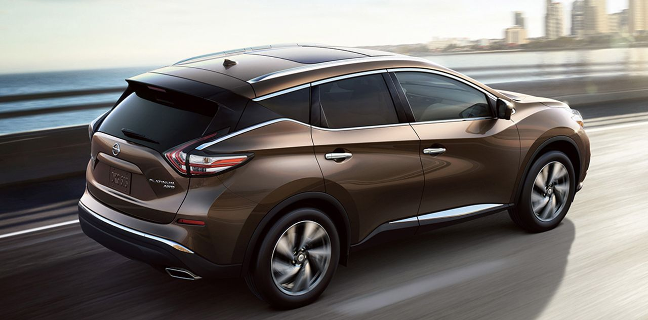 2017 nissan murano for sale near huntington ny legend nissan. Black Bedroom Furniture Sets. Home Design Ideas