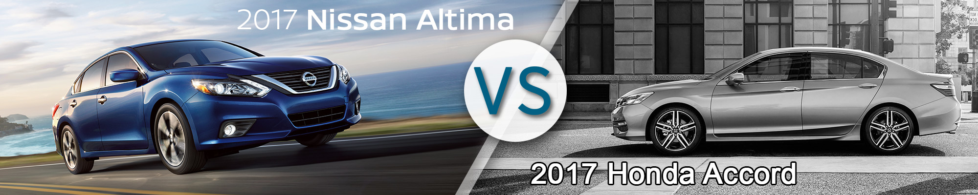 2017 Nissan Altima v. 2017 Honda Civic