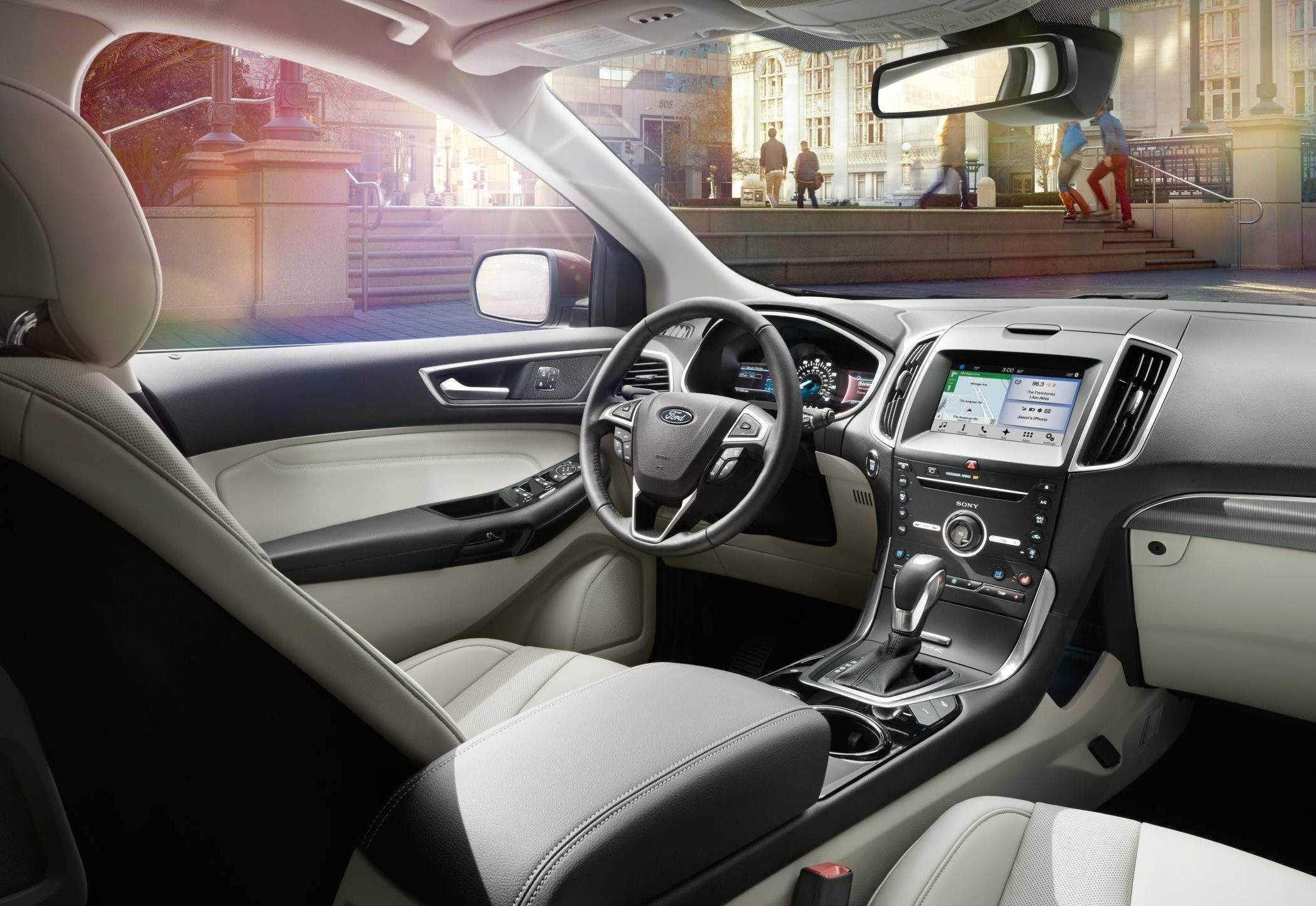 If The Ford Edge Seems Like The Perfect Fit For You And Your Lifestyle But You Havent Made The Jump To Purchase It We At David Stanley Auto Group Can
