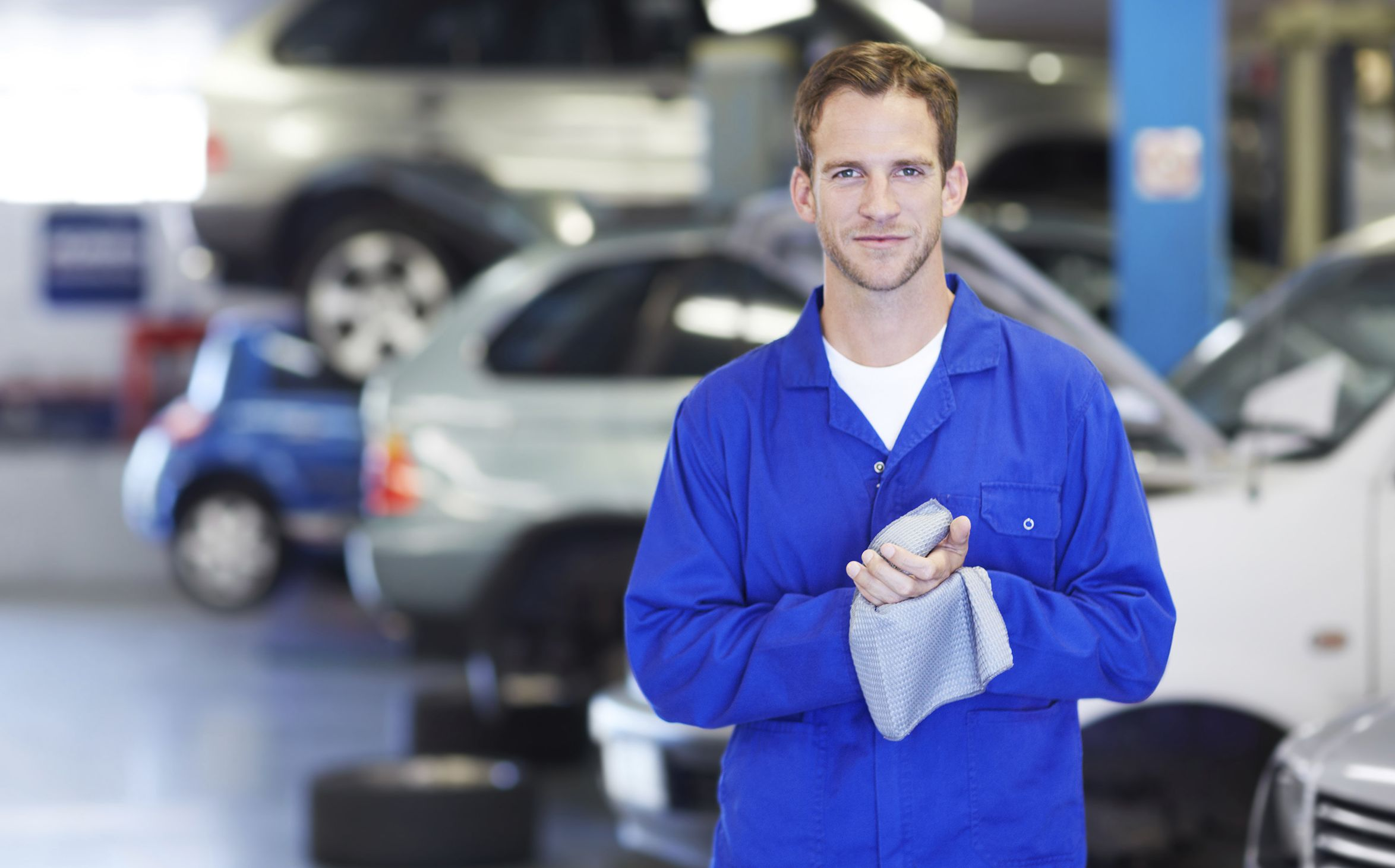Our Service Department is Ready to Take Care of Your Car!