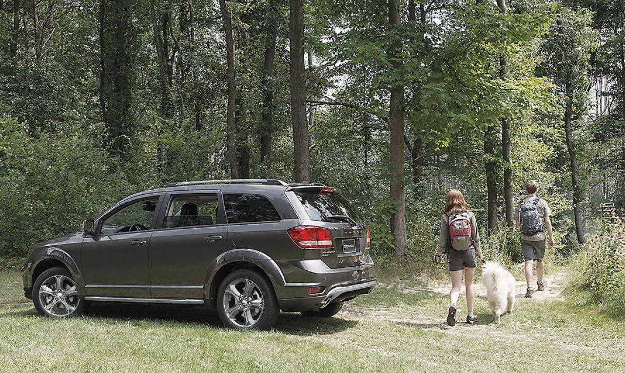 2017 Dodge Journey for Sale near Mustang, OK