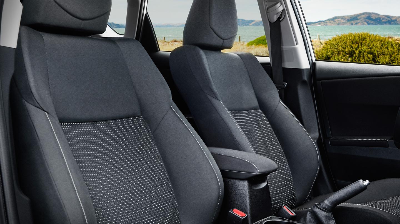 Toyota Corolla iM Sport Seats