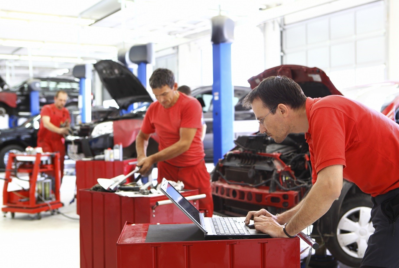 Free Check Engine Light Diagnostics Test Available At Newins Bay Shore Ford  Our Certified Technicians Can Help!