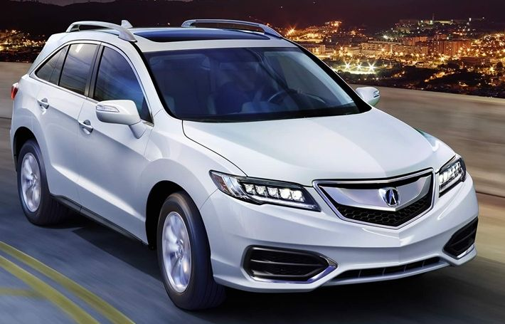 Acura RDX For Lease In Hoffman Estates IL Mullers - Best acura rdx lease deals