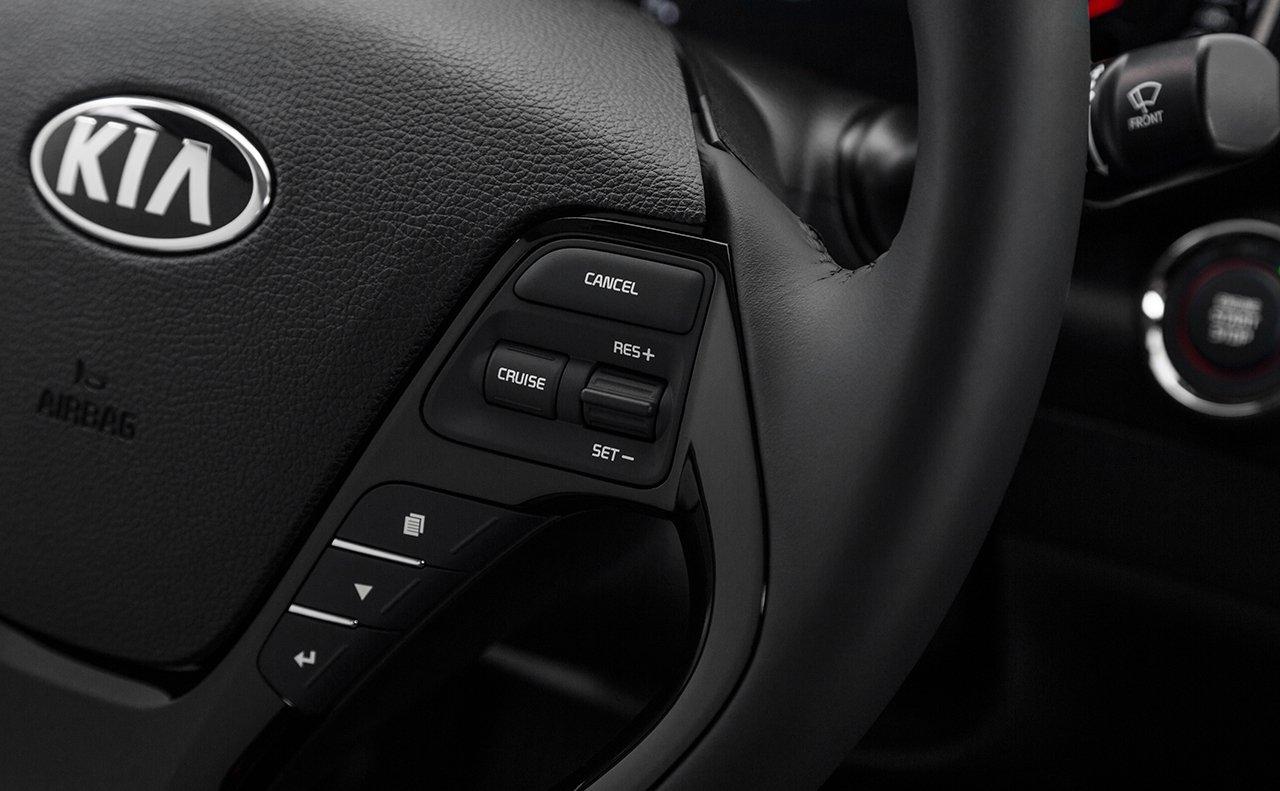 Hyundai kia motor finance company retail - Steering Wheel Mounted Cruise Controls In The Forte