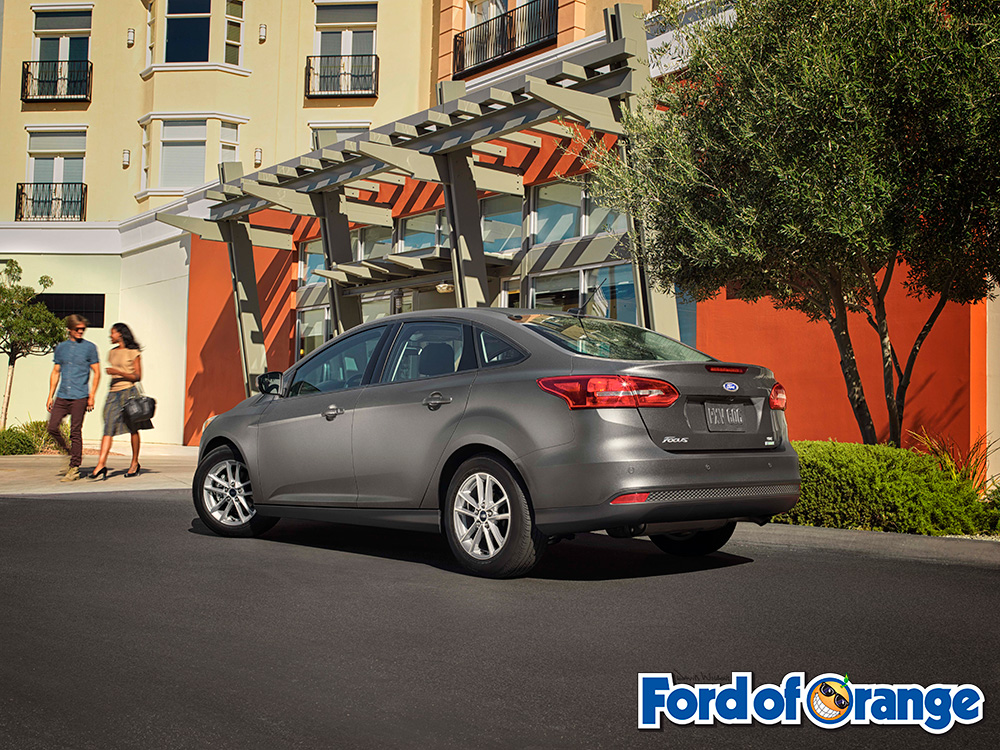 2017 Ford Focus Orange County Buena Park Irvine Tustin
