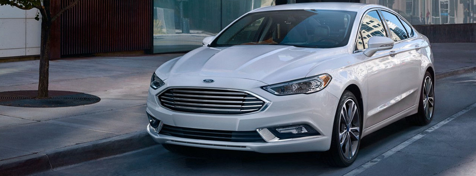 2017 Ford Fusion in Lewes