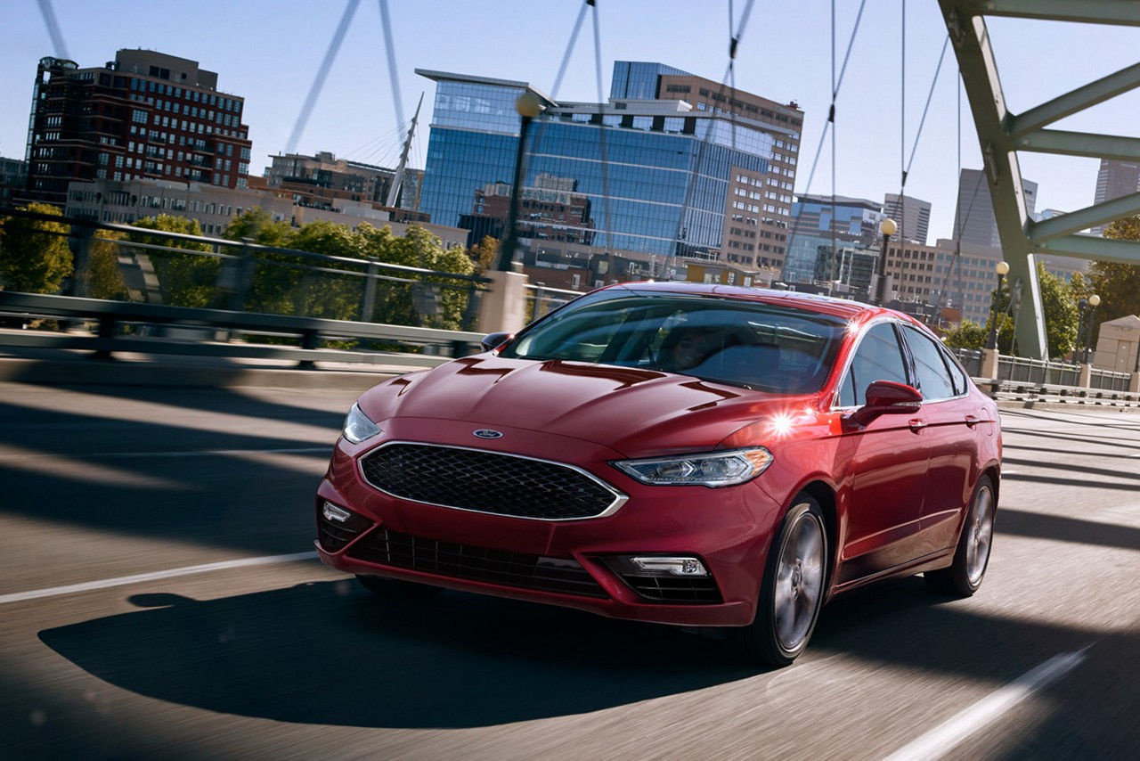 2017 Ford Fusion for Sale near Lubbock, TX