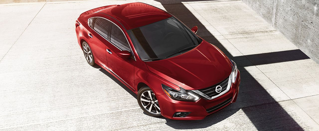 Nissan Altima Safety Features