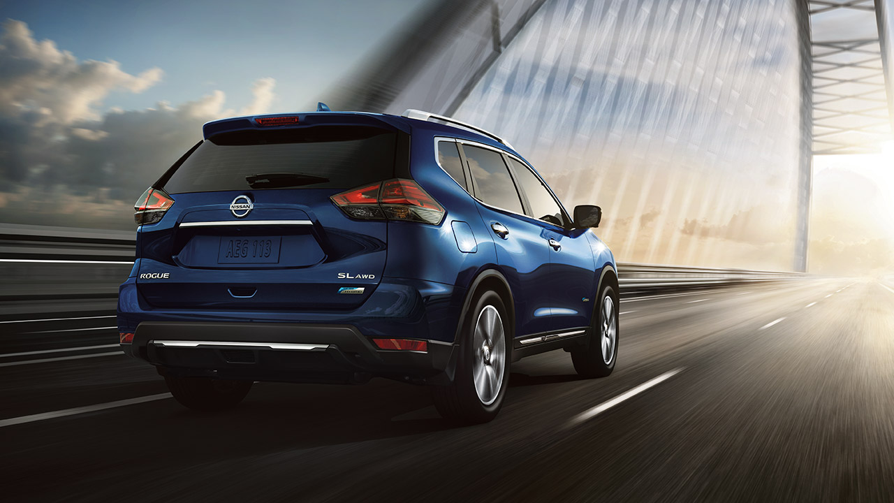 2017 nissan rogue hybrid preview near worcester ma