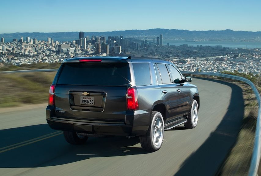 2017 Chevy Tahoe Financing near Denver, CO