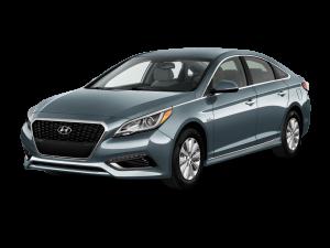 2017 Hyundai Sonata Hybrid/Plug-in
