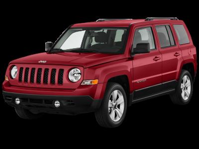 New Jeep Patriot in Edmonton