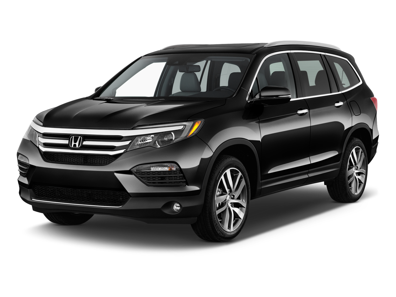 New 2017 honda pilot elite near capitol heights md for Black honda pilot