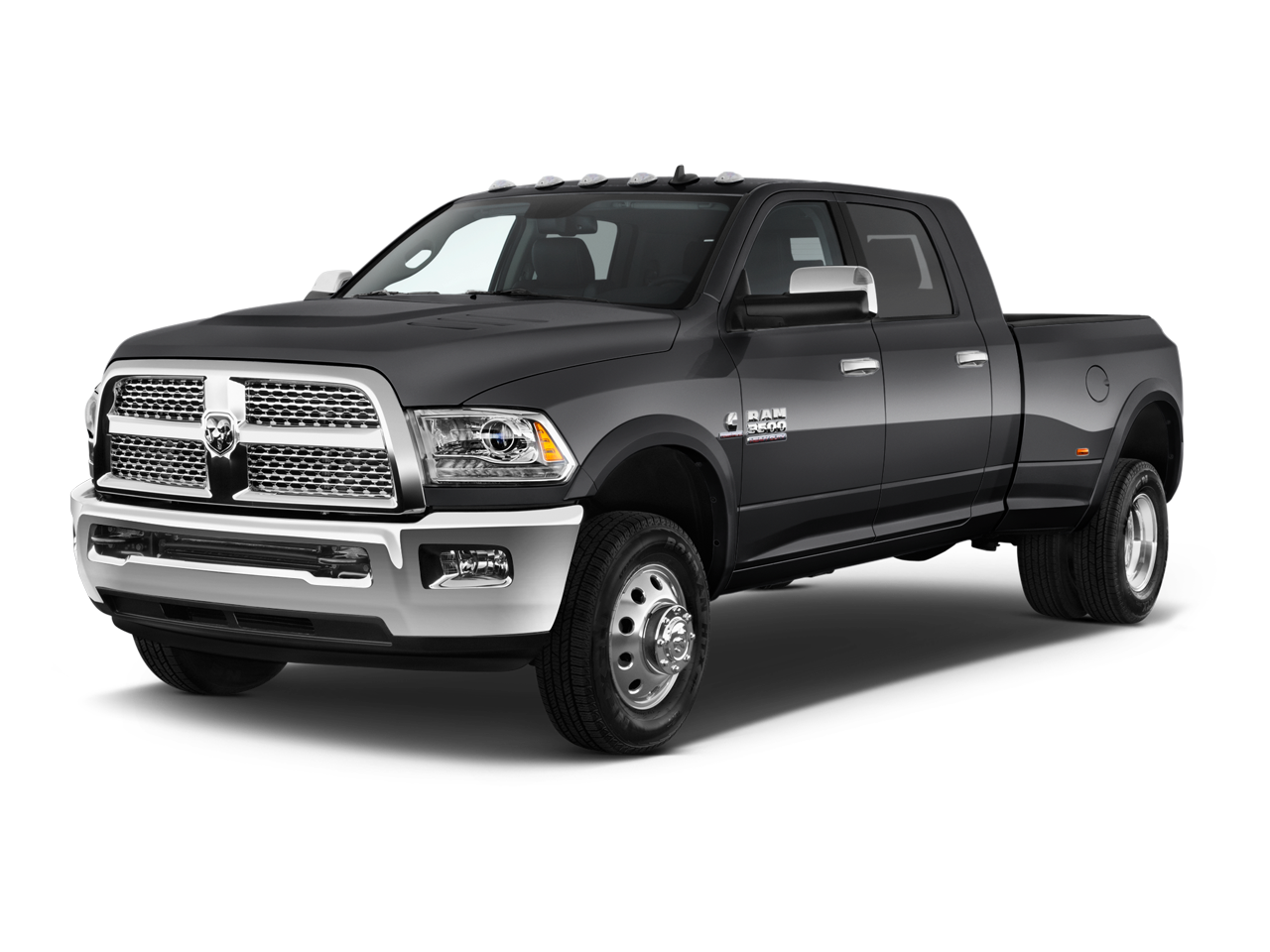 New 2017 Ram 3500 Laramie Longhorn Near Pryor Ok