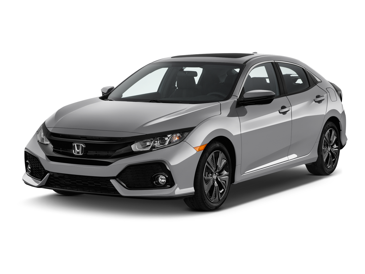 new 2017 honda civic ex l w navi near chicago il grossinger honda. Black Bedroom Furniture Sets. Home Design Ideas
