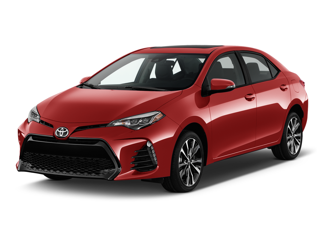 new 2017 toyota corolla se cvt automatic near irmo sc jim hudson toyota. Black Bedroom Furniture Sets. Home Design Ideas
