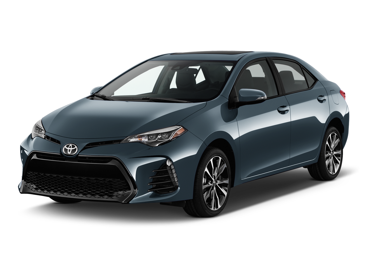 new 2017 toyota corolla xse near carroll ia motor inn toyota of carroll. Black Bedroom Furniture Sets. Home Design Ideas