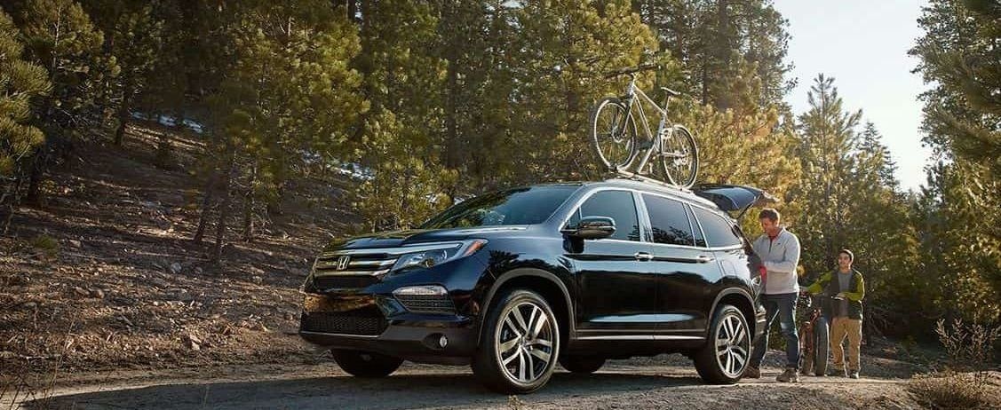 2017 Honda Pilot for Sale in Chantilly VA  Pohanka Automotive Group