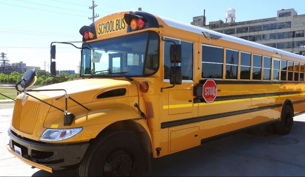 Used School Bus Sales in Michigan - Midwest Transit