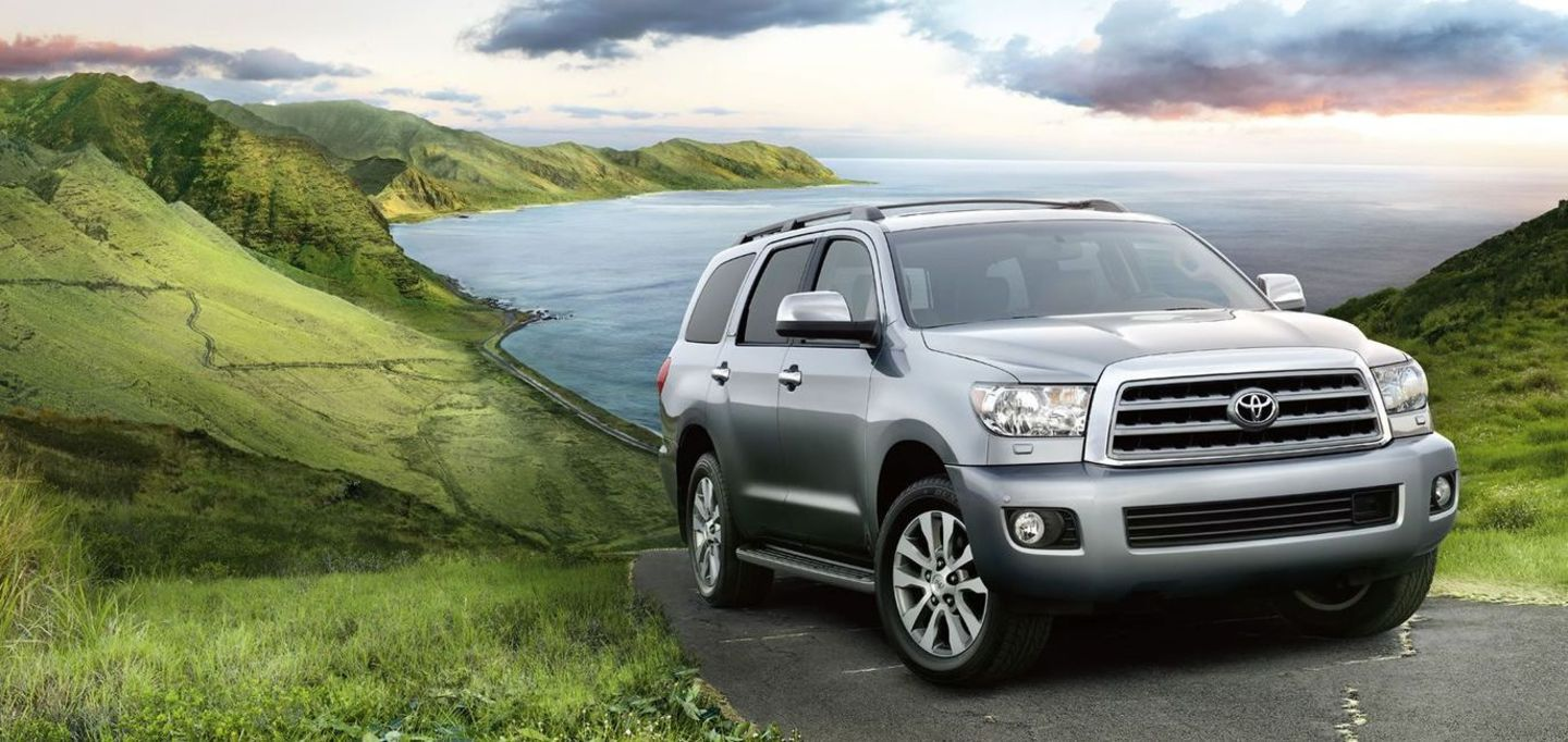 2017 Toyota Sequoia for Sale near Lenexa, KS