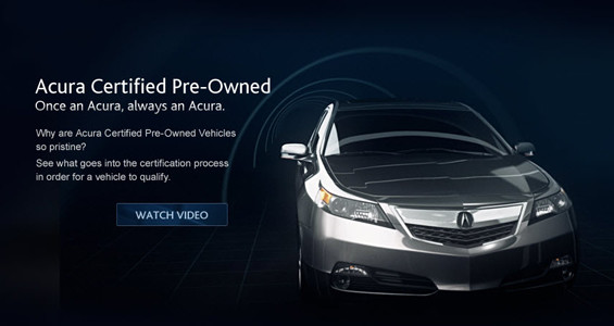 Acura Certified Preowned