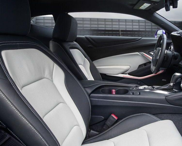 2017 Camaro Cockpit