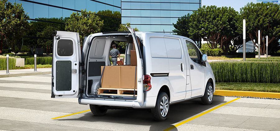 2017 Nissan Nv 200 Compact Cargo For Sale Near Orland Park